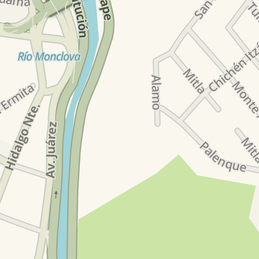 Monclova Mexico Map.Waze Livemap Driving Directions To Strong Gym Monclova Mexico