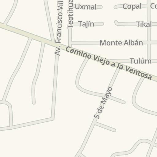 Salinas Mexico Map.Waze Livemap Driving Directions To Salinas Salina Cruz Mexico