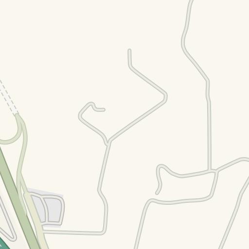 Waze Livemap - Driving Directions to Casino Sun Monticello, San ...