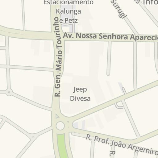 16d9fee78 Waze Livemap - Como Chegar a Tribo Esporte