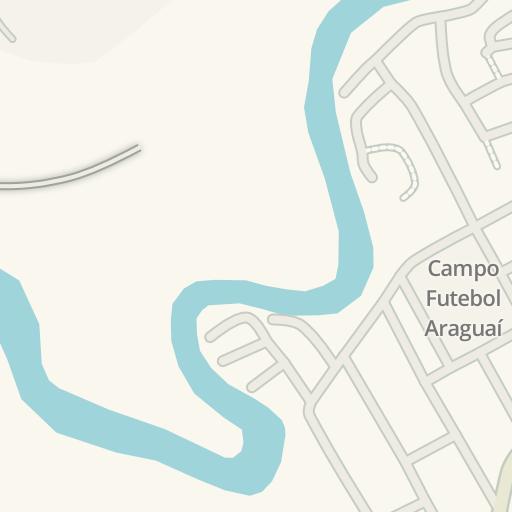 waze livemap como chegar a u shin do brasil guarulhos brazil