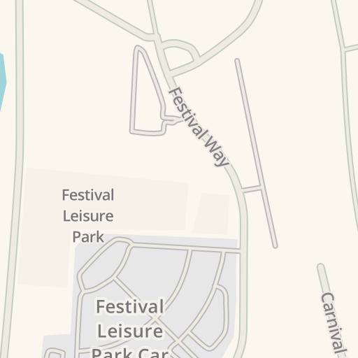 Waze Livemap Driving Directions To Euro Car Parts Basildon