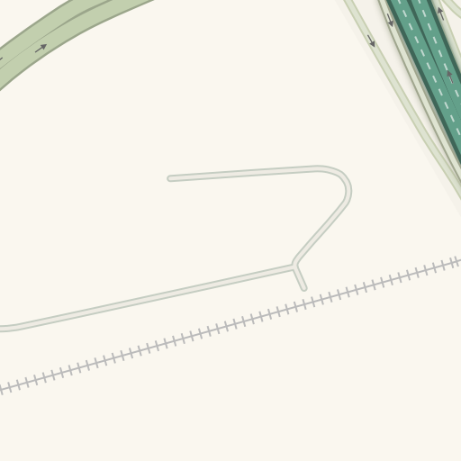 Waze Livemap Driving Directions To Möbel Boss Frechen Germany