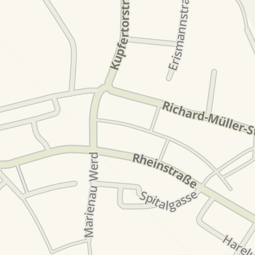 Breisach Germany Map.Waze Livemap Driving Directions To 79206 Breisach Breisach Am