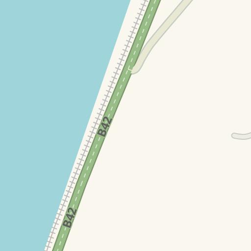 Waze Livemap Driving Directions To Gretchens Garten Urbar Bei