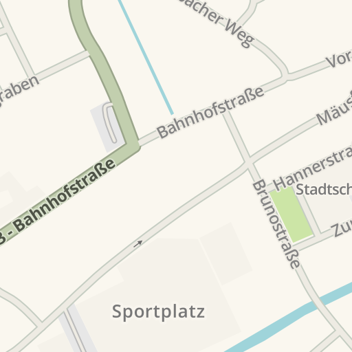 Budingen Germany Map.Waze Livemap Driving Directions To P Willi Zinnkann Halle