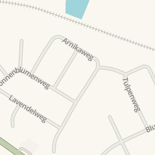 Waze Livemap Driving Directions To Möbelhaus Schulze Ilmenau Germany