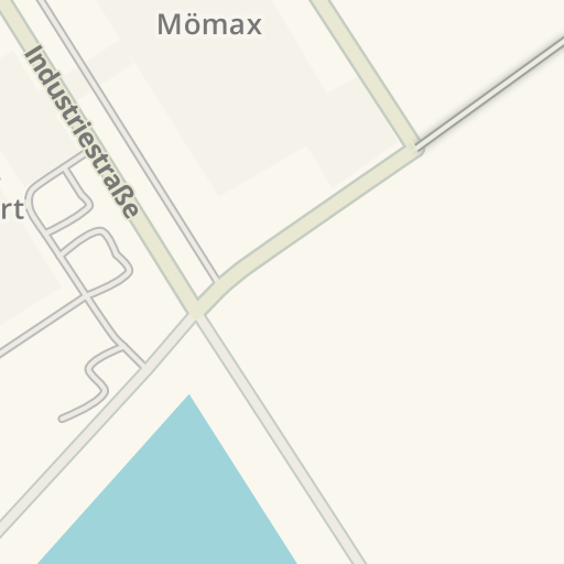 Waze Livemap Driving Directions To Mömax Hirschaid Germany