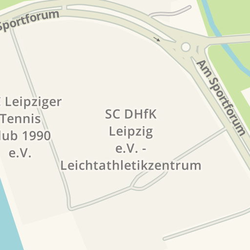 Driving Directions to LTC Leipziger Tennis Club 1990 e.V. ... on sci-fi maps, counterstrike maps, gulliver's travels maps, rainbow maps, okc road maps,