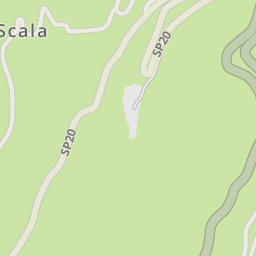 Waze Livemap Driving Directions To Parking Ravello Ravello Italy