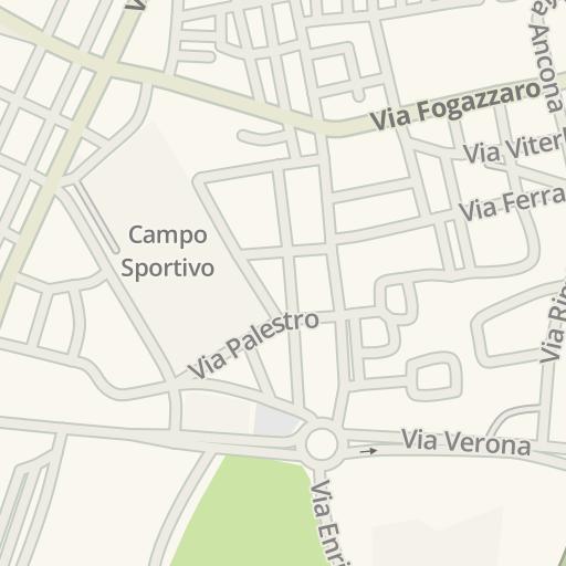 Waze Livemap Driving Directions To Tavola Calda Da Bruno Ostuni