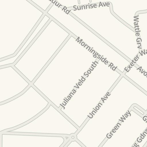 Driving Directions to Capitec Bank - Pinelands, Pinelands