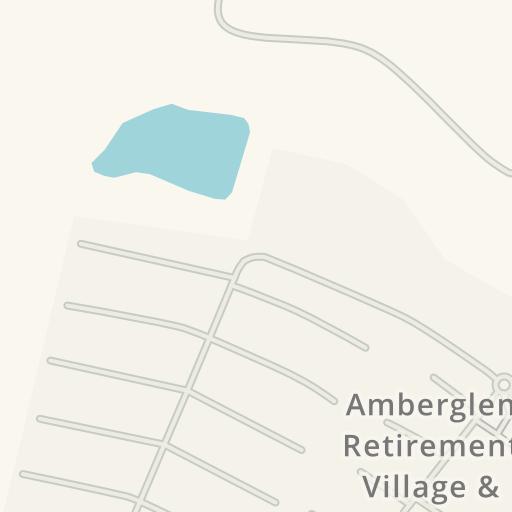 Driving Directions to Amberglen Retirement Village &