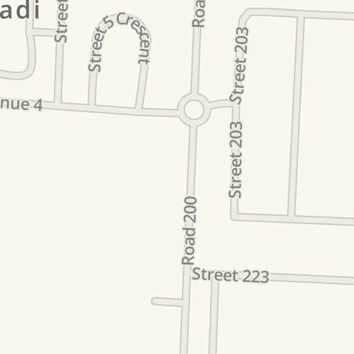 Driving Directions to Ahmadi Garden, Ahmadi, Kuwait   Waze