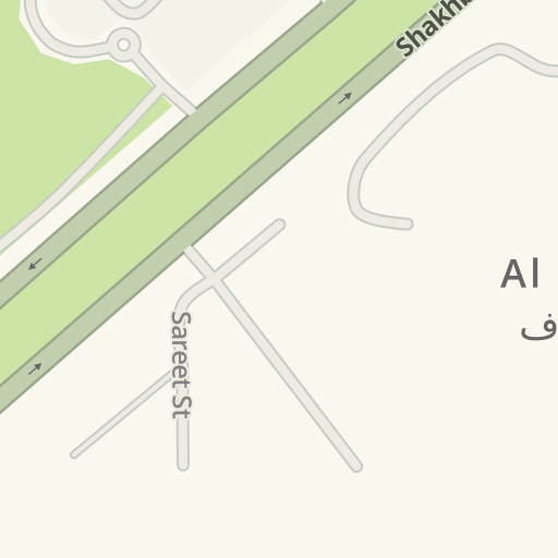 Driving Directions to UAE Wrestling &