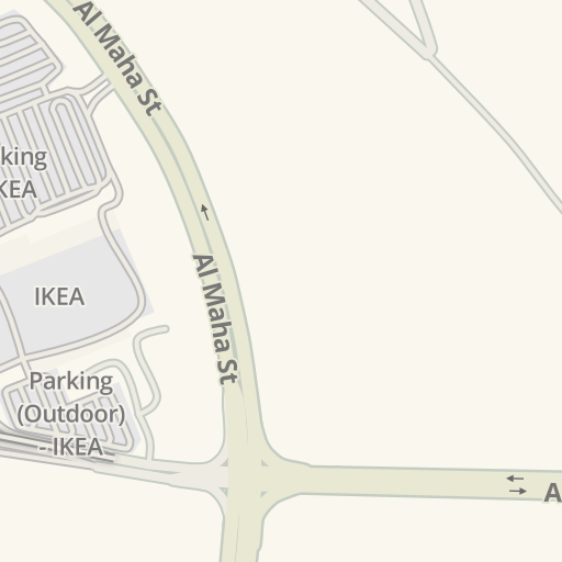 Waze Livemap - Driving Directions to ACE Hardware, Yas