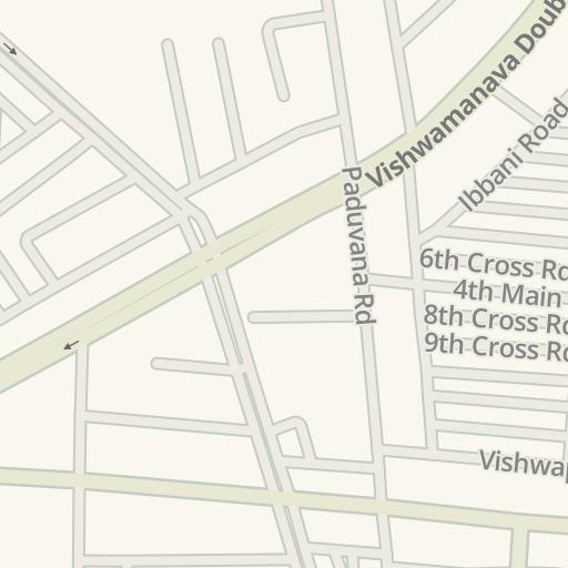 Driving Directions to BSNL RTTC, Mysore, India   Waze