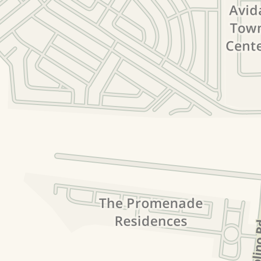 Driving Directions to A M S  Builders and Construction