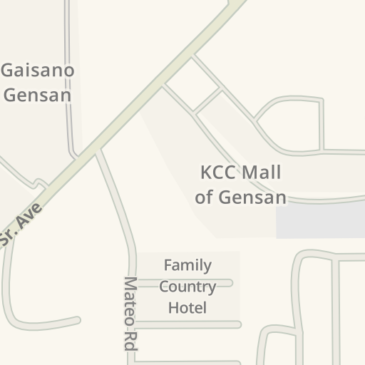 Waze Livemap - Driving Directions to Oxymax Maternity Center ...
