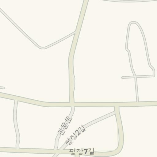 Waze Livemap Driving Directions To Msck Camp Carroll South Korea