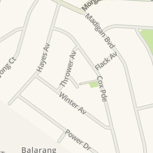 Waze Livemap - Driving Directions to Freeman Park, Mount