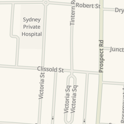 Driving Directions to Ashfield Telephone Exchange, Ashfield