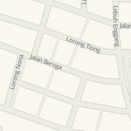 Waze Livemap - Driving Directions to Super Ceramic Tiles Klang Batu ...
