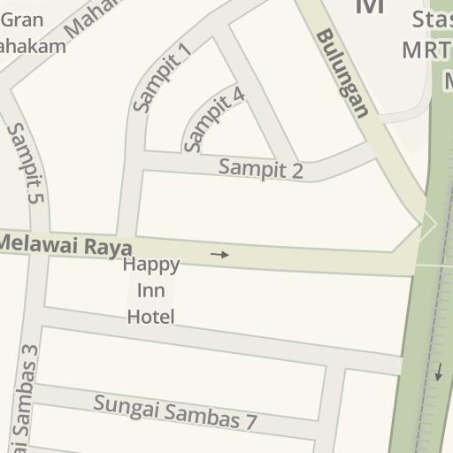 Driving Directions To Win Hotel Blok M 99 Panglima Polim Jakarta Selatan Waze