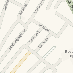 Driving directions to Puregold Jr  Taytay Palengke Taytay R