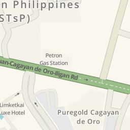 Driving directions to Banco de Oro Corporate Office Cagayan de