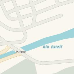 Driving directions to Pollo Estrella Estel Estel Nicaragua