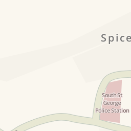 Driving directions to Spice Island Beach Resort St George