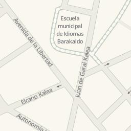 Driving Directions To Barakaldo Barakaldo Spain Waze Maps - Barakaldo map
