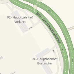 Driving directions to Frankfurt Hbf Nordseite Frankfurt am Main