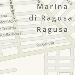 Driving directions to Hotel Miramare Marina di Ragusa Ragusa
