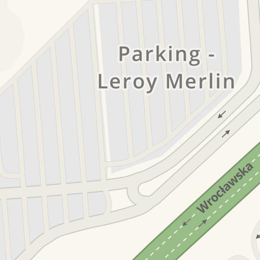 Navigace Na Adresu Leroy Merlin Bielany Wroclawskie Aleja Karkonoska 85 Wroclaw Waze