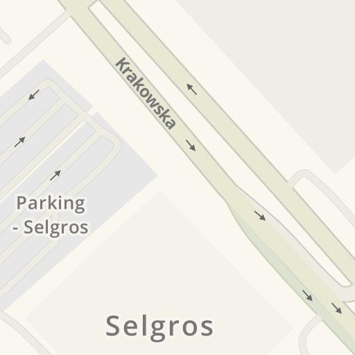 Driving Directions To Leroy Merlin 63 69 Krakowska Wroclaw Waze