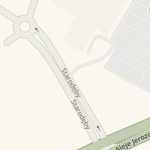 Driving Directions To Leroy Merlin Gigamarket Jerozolimskie 244 Aleje Jerozolimskie Warszawa Waze