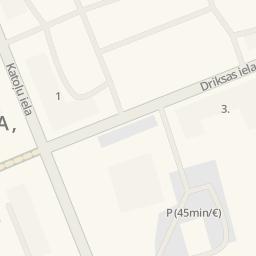 Driving directions to LLU MF Jelgava Latvia Waze Maps