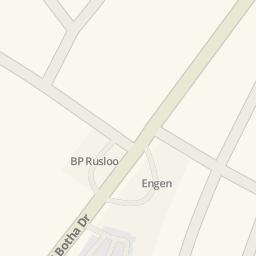 Driving Directions To Vosloorus Stadium Vosloorus South Africa - Vosloorus map
