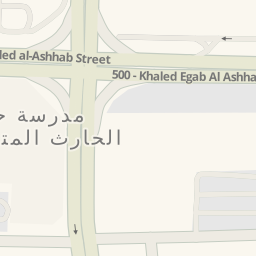 Driving directions to Parking Block 4 Jleeb Al Shuyoukh Kuwait